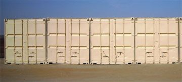 Bakersfield container storage